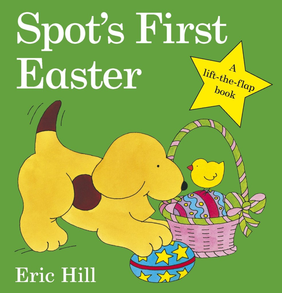 Spot´s first Easter