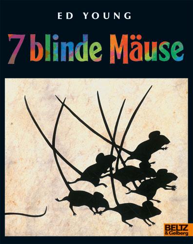 7 blidne Mäuse