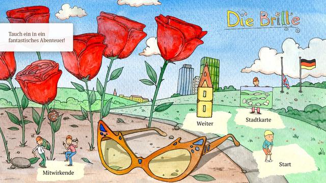Die Brille 2