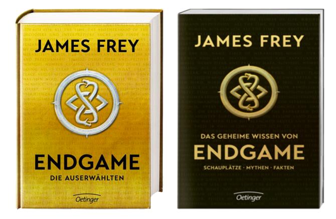 James frey endgame
